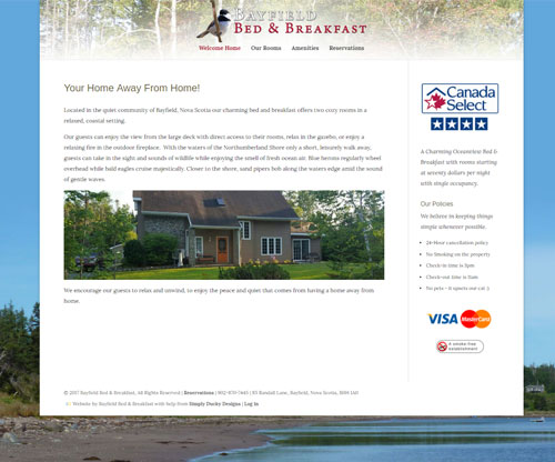 Bayfield B&B
