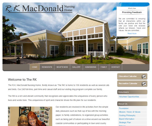 R.K. MacDonald Nursing Home