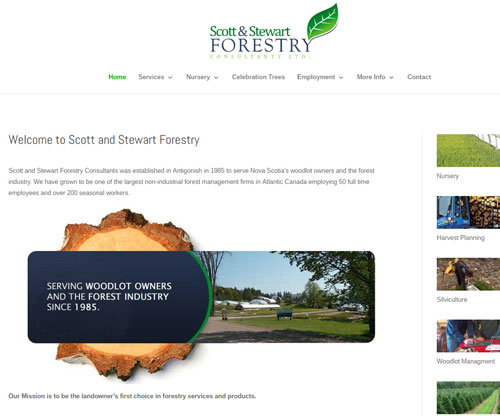 Scott and Stewart Forestry